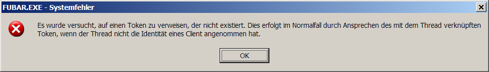 [Wrong german error message for NTSTATUS 0xC0000020 alias STATUS_INVALID_FILE_FOR_SECTION]