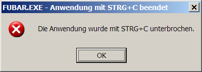 [Wrong german error message for NTSTATUS 0xC0000139 alias STATUS_ENTRYPOINT_NOT_FOUND]